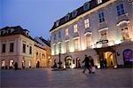 Street Scene, Bratislava, Slovakia