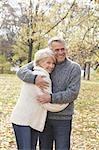 Couple, Eglinton Park, Toronto, Ontario, Canada