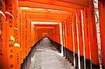 Fushimi Inari Taisha, Fushimi-ku, Kyoto, Kyoto Prefecture, Kansai Region, Honshu, Japan