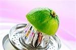 Presser un citron vert