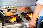 Cookshop in Thailand