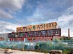 Chips, nouveau Islington, Manchester. Architectes : Will Alsop