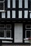 Tudor Houses, Rye, Kent, England
