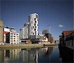 La Jerwood DanceHouse, DanceEast, le moulin, Ipswich. Architectes : Architectes de John Lyall