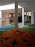 MAC, anciennement Centre d'Art de Midlands, Birmingham. Architectes : Architectes de Chetwoods