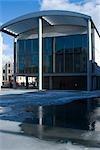 Reykjavik City Hall (1986), 101 Reykjavik, Iceland.  Architects: Studio Granda