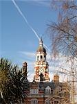 Vues générales du Centre ville de Croydon