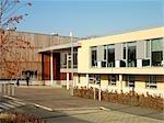 Académie de Northampton, Northampton. Architectes : Feilden Clegg Bradley Studios