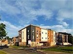 Logement Rowlett Road, Corby. Architectes : Architecture GSS