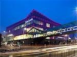 John Lewis Partnership, John Lewis Leicester.  Architects: CODA Architects
