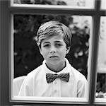 Portrait of Little Boy, Newport Beach, Orange County, California, USA