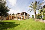 House Exterior, Mallorca, Spain