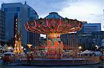 Riesenschaukel Karneval, Bangkok, Thailand