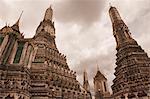 Wat Arun, Thonburi, Bangkok, Thailand