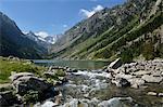 Gaube See, Hautes-Pyr n es, Frankreich