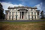 Lieu historique National Vanderbilt Mansion, Hyde Park, New York State, États-Unis