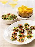 Mini nachos