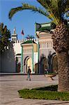 Royal Palace, Fez, Morocco, Africa