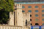 Tour de Londres, district londonien de Tower Hamlets, Londres, Angleterre
