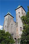 St. Mary's Church, Bergen, Hordaland, Norwegen