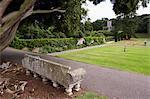 Bicton Park Botanical Gardens, Near Exeter, Devon, England