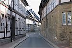 Old Town, Goslar, Goslar District, Harz, Lower Saxony, Germany