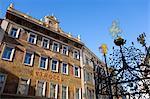 Male Namesti Square, Old Town, Prague, Czech Republic