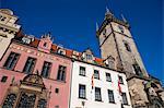 Place de la vieille ville, Old Town, Prague, République tchèque