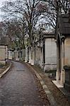 Friedhof Pere Lachaise, 20. Arrondissement, Paris, France, Frankreich