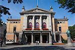 Norwegen National Theatre, London, Oslo, Norwegen, Norwegen
