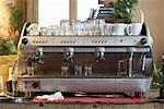 Automatische Espressomaschine