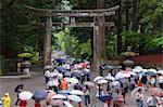 Toshogu Shrine, Nikko National Park, Tochigi Prefecture, Kanto Region, Honshu, Japan