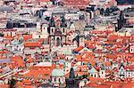 Old Town, Prague, Bohemia, Czech Republic