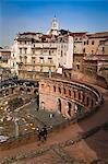 Trajan's Forum and Trajan's Market, Rome, Italy