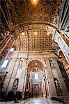 Basilica, cité du Vatican, Rome, Italie Saint Peter