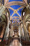 Santa Maria Sopra Minerva, Rome, Italie
