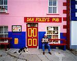 Dan Foley's Pub, Anascaul, Dingle Peninsula, Co Kerry, Ireland