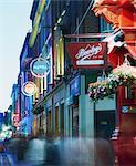 Temple Bar, Dublin, Co Dublin, Ireland; Dublin's Cultural Quarter