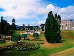 Powerscourt Estate, Co Wicklow, Ireland; 18Th Century Estate