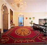 Dublin Castle, Dublin, Co Dublin, Ireland; State Apartments