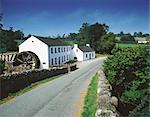 Cookstown, County Tyrone, Ireland; Wellbrook Beetling Mill