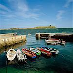 Dalkey Island, Co Dublin, Irlande