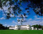 U.S. Ambassador's Residence, Phoenix Park, Dublin, Co Dublin, Ireland; Ambassador's Residence Built In The 18Th Century