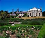 Victoran Conservatory, And Parterre Garden, Kilruddery, Bray, Co Wicklow, Ireland