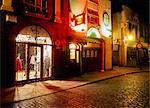 Dublin, Co Dublin, Ireland, Crown Alley Merchant's Arch In Temple Bar
