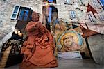 Souvenirs, Assisi, Umbria, Italy