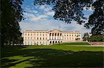Königspalast, Oslo, Norwegen