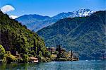 Ossuccio, Lake Como, Lombardy, Italy