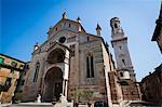 Cathédrale de Vérone, Verona, Vénétie, Italie