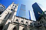 Chine, Hong Kong,St.Johns cathédrale